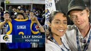 Lilly Singh Shares Selfie With Game of Thrones Star Alfie Evan Allen, Posts Video of Owning Rugby Jersey