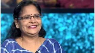KBC 11 November 5 Episode: Sapna Badaya From Madhya Pradesh Enrolled in Law After 20 Years of Marriage