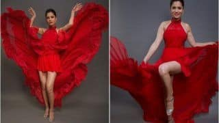 Ankita Lokhande Leaves Fans Heart-Eyed Over Sultry Pictures in Sizzling Red Dress, Viral Post Breaks Internet