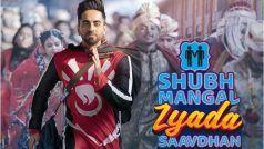 Shubh Mangal Zyada Saavdhan BOC Day 1: Ayushmann's Film Beats AndhaDhun, Mints Rs 9.55 Crore