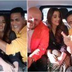 Akshay Kumar Celebrates With B Praak-Nupur Sanon as First Music Video 'Filhall' Crosses 100 Million Views