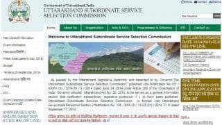 UKSSSC Forest Guard Exam 2020: Admit Cards Released, Download From sssc.uk.gov.in