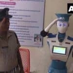 जनता की शिकायतों पर अगर पुलिस अफसरोंने की लापरवाही, तो ये रोबोट बढ़ा देगा परेशानी