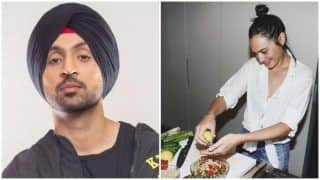 Diljit Dosanjh Requests Wonder Woman Star Gal Gadot to Cook 'Gobi Wale Pranthe', Cracks up Fans