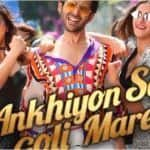 Pati Patni Aur Woh Song Ankhiyon Se Goli Mare Out: Bhumi Pednekar-Kartik Aaryan-Ananya Panday Recreate Govinda's Magic, Borrow Love Aaj Kal's Music