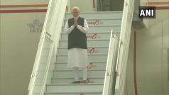 PM नरेंद्र मोदी ब्रिक्स शिखर सम्मेलन के लिए ब्राजील रवाना, पुतिन और शी से करेंगे मुलाकात
