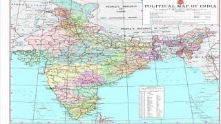 J&K and Ladakh: Here's How India's New Map Looks With New UTs and 28 States