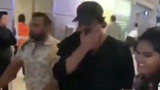 जब प्रभास को एयरपोर्ट पर थप्पड़ मारकर भागने लगी लड़की, VIDEO में देखें 'बाहुबली' ने कैसे दिया जवाब