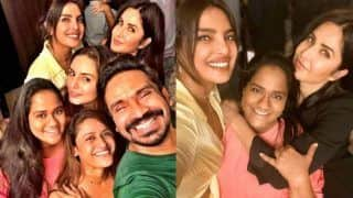 Katrina Kaif And Priyanka Chopra Posing Like Best Buddies in Photos Proves Bharat Didn't Affect Bonding