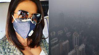 दिल्ली प्रदूषण पर बोलीं प्रियंका चोपड़ा, हमारे पास एयर प्यूरीफायर और मास्क हैं, बेघरों के लिए प्रार्थना कीजिए