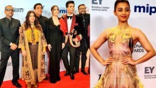 International Emmy Awards 2019 Red Carpet: Radhika Apte Stuns in Illusion Dress, Karan Johar-Zoya Akhtar And Others Represent India