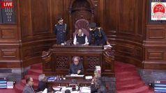 राज्यसभा में जेएनयू, जम्मू-कश्मीर के मुद्दे पर विपक्ष का हंगामा, कुछ ही देर बाद सदन स्थगित