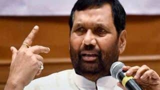 Onion Price Rise: Criminal Complaint Filed Against Ram Vilas Paswan For  'Misleading' People