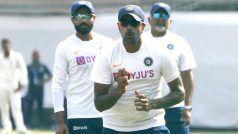 Day-Night Test: Rohit, Pujara, Ashwin Practice Under Lights