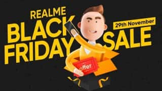 Realme Black Friday Sale deals revealed: Discounts on Realme X, C2, 5 Pro and more