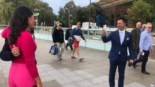 Fan Spots Ricky Ponting, Approaches Him to Click a Photo But Not With Him