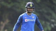 Pant Released to Play Mushtaq Ali, KS Bharat to Join as Saha's Cover