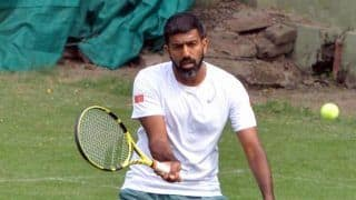 Rohan Bopanna-Denis Shapovalov Enter Paris Masters Doubles Quarterfinals