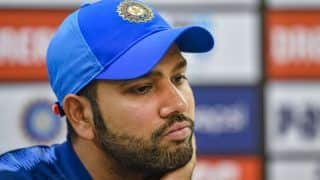 It Was a Defendable Score, We Made Mistakes on The Field: Rohit Sharma