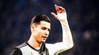 Serie A: Furious Ronaldo Leaves Stadium After Being Substituted