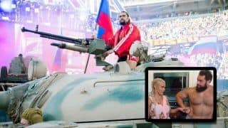 WWE Superstar Rusev Hints He Had Sex With Wife Lana in a Tank Before His Wrestlemania 31 Match Against John Cena