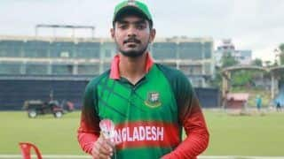 Bangladesh Reserve Opener Saif Hassan Pays Penalty of INR 21,600 For Overstaying in India