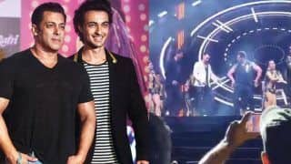 Aayush Sharma Fulfills His Dream of Performing on Stage With Brother-in-Law Salman Khan