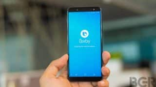 Samsung Bixby will stop working on Galaxy devices running Android Oreo or Nougat