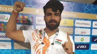 Sandeep Chaudhary Set Sight on Tokyo Paralympics After World Para Athletics Championships Gold