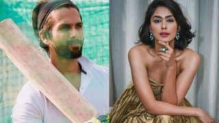 Jersey: Mrunal Thakur Plays The Female Lead Opposite Shahid Kapoor in Cricket Drama