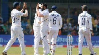 Pacers leave Bangladesh in Tatters After India Declare With Imposing Lead