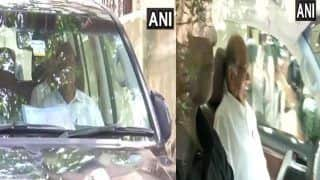 महाराष्ट्रः सुप्रीम कोर्ट में सुनवाई के बाद होटल में अपने विधायकों से मिले शरद पवार, उद्धव ठाकरे ने भी की मुलाकात
