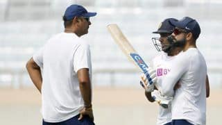 India vs Bangladesh 2019: Indian Cricketers to Practice With Pink Ball Under Lights in Indore