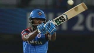 Sherfane rutherford west indies trying to adapt to indian pitches