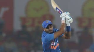 We Were Feeling The Pressure; Rohit's Pep Talk Motivated Us: Shreyas Iyer