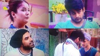 Bigg Boss 13, November 5 Episode Written Update: Siddharth Shukla Becomes Villain, New Captaincy Task Happens