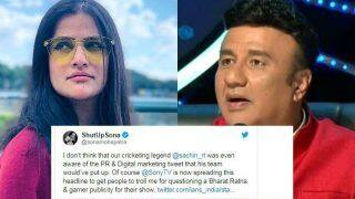 Sona Mohapatra Clarifies Her Tweet For Tendulkar After Questioning #MeToo Accused Anu Malik's Entry in Indian Idol 11