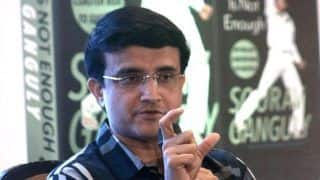 BCCI President Sourav Ganguly Denies Conflict in Promoting Fantasy Cricket League