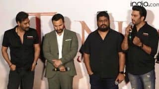 Watch: Men Army of Team Tanhaji: The Unsung Warrior Reveals Their 'Manly' Qualities