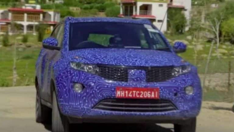 Tata to Unveil Its First Electrical SUV in India, Nexon EV, on December 17