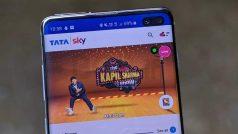 Tata Sky यूजर्स घर से दूर रह कर भी मुफ्त में देख सकते हैं 400 से ज्यादा लाइव टीवी चैनल्स