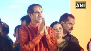 उद्धव ठाकरे के नेतृत्व वाली महाराष्ट्र सरकार शनिवार को साबित करेगी विश्वास मत