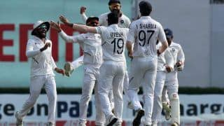 India vs Bangladesh Pink-Ball Test, Day 1: Indian Pacers, Catching Leave Bangladesh in Tatters at 73/6 at Lunch