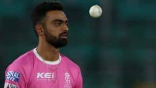 Jaydev Unadkat, Most Expensive Indian in IPL 2019, Released By Rajasthan Royals as They Retain Only 11 Players