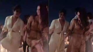 Priyanka Chopra And Vaani Kapoor Coordinate Their Dance Steps on Ghungroo Song- Watch