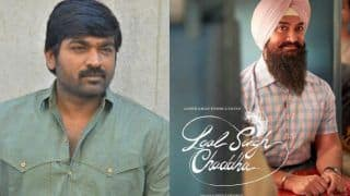 Super Deluxe Star Vijay Sethupathi Joins Aamir Khan And Kareena Kapoor Khan in Laal Singh Chaddha