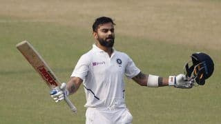 ICC Test Rankings: Virat Kohli Reduces Gap With Top-Ranked Steve Smith, Mayank Agarwal Breaks Into Top-10