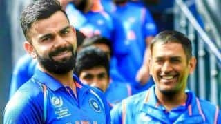 Virat Kohli Recalls How He Earned MS Dhoni's Trust For India Captaincy, Says Becoming Skipper Not Even in my Wildest Dreams