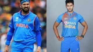 Don't Think Shivam Dube Should be Compared to me, He Should Make His Own Name: Yuvraj Singh