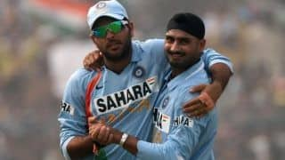 Harbhajan Singh Reminds Yuvraj Singh How 'Slim' He Used to Be